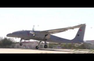 5 Eylül 2020 / AKINCI Prototip 2, yüksek irtifa ve yüksek hız test uçuşu