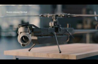 ABD şirketi, yapay zeka destekli İHA Ghost 4'ün tanıtımını yaptı