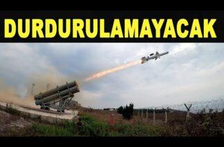 ATMACA füzesi en kötüsü için hazır – Atmaca Anti-ship Missile – ROKETSAN – ASELSAN – Savunma Sanayi