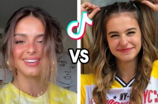 Addison Rae VS Lea Elui Dance Battle | TikTok Compilation (August 2020)