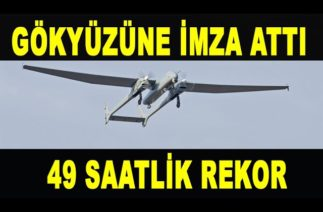 Aksungur İHA rekoru altüst etti – Turkish UAV Aksungur flew 49 hours – TUSAŞ – Türk Savunma Sanayi