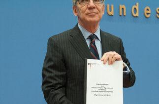 Almanya İçişleri Bakanlığı yeni göç raporunu açıkladı