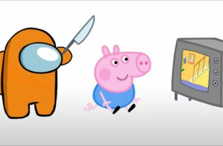 Among Us: Sad Story – Peppa and Roblox Piggy Funny Meme