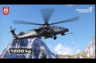 Ağır Sınıf Taarruz Helikopteri – Savunma Sanayi