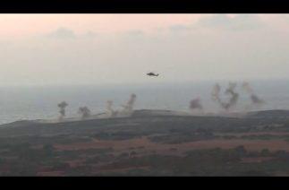 Bayraktar TB2, Atak Helikopterleri ve F-16'lar Türkiye-KKTC Ortak Tatbikatı'nda yer aldı