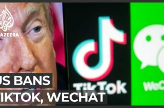 China slams US 'bullying', warns of action over TikTok, WeChat