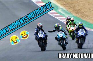 Funny Moments MotoGP #07