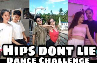 HIPS DON'T LIE (remix) CHALLENGE TIKTOK COMPILATION