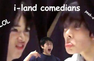 I-LAND Cute & Funny Moments (EP.9)