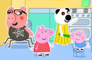 I'm The Bad Guy – Peppa and Roblox Piggy Funny Meme