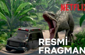 Jurassic World Kretase Kampı   Resmi Fragman   Netflix