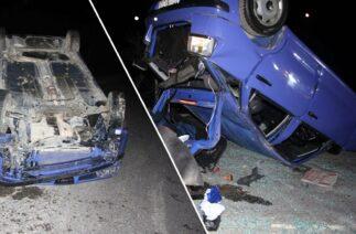 Kastamonu Cide'de Trafik Kazası; 2 Yaralı