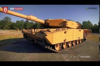 Leopard 2A4 tankları yeni zırhlarıyla seviye atlayacak