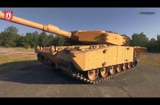 M60T ve Leopard 2A4 ana muharebe tanklarının modernize çalışmaları devam ediyor