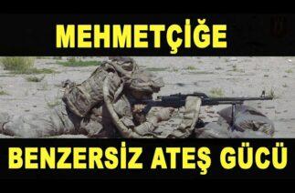 Mehmetçikten kaçış yok / Türk Savunma Sanayi / Taşınabilir Mühimmat Sistemleri