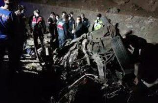Niğde'de Üzücü trafik kazası: 3 ölü, 2 yaralı