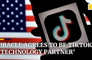 Oracle reaches deal to become TikTok's 'technology partner', after Microsoft offer is rejected