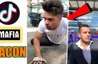 Osman Kalyoncu Racon Tiktok Mafya Videosu !