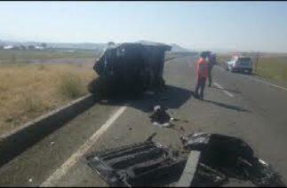 Patnos'ta trafik kazası 3 ölü 6 yaralı