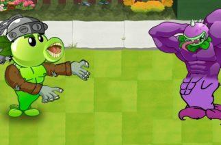 Plants vs zombies 2 Cartoon (Animation) : PvZ Plus pvz funny moments