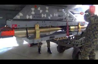 """Savunma Sanayi Başkanı paylaştı: """"Minyatür bombanın atışlı testleri sürüyor"""""""