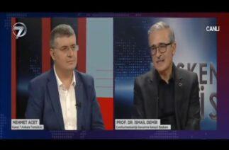 Savunma Sanayii Başkanı İsmail Demir'den Azerbaycan'a tam destek