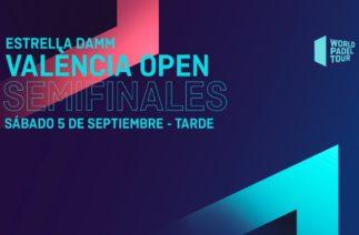 Semifinales Tarde – Estrella Damm València Open 2020 – World Padel Tour