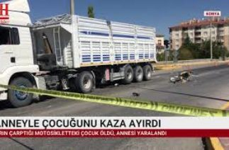TRAFİK KAZALARI CAN ALDI