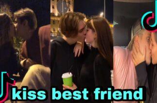 Today I tried to kiss my best friend#6  Tiktok Compilation