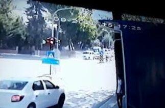 Trafik kazası ( Bilecik/Osmaneli )