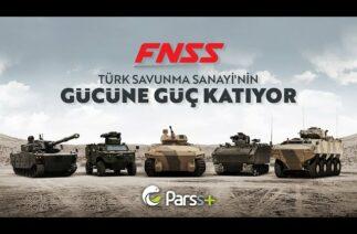 Türk Savunma Sanayi'nin öncü firmalarından FNSS Savunma