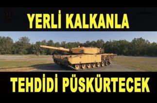 Türkiye'nin çelik yumrukları daha güçlü – Leopard 2A4 tankı – ROKETSAN – Türk Savunma Sanayi