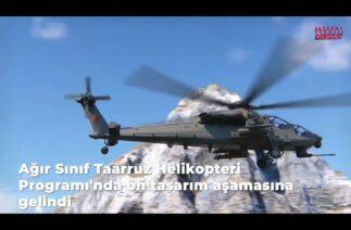 Türkiye'nin helikopterlerinde son durum