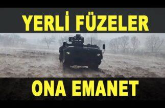 Türkiye'nin yeni silahlarını Kaplan yollayacak / Weapon Carrier Vehicle / Kaplan STA / FNSS / Yalman
