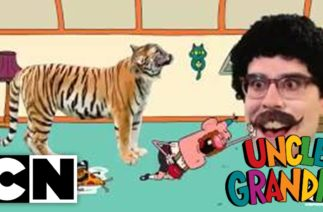 Uncle Grandpa – Funny Face (Preview) Clip 1
