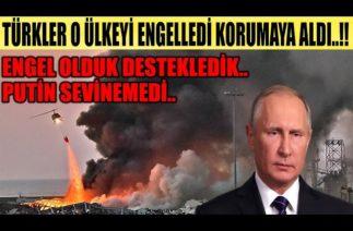#sondakika TÜRKLER ENGEL OLDU RUSLAR SEVİNEMEDİ..!!