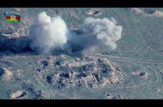 14. Gün / Ermenistan'ın uçaksavar füze sistemi imha edildi