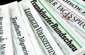 22.07.2016 – Alman basınından özetler