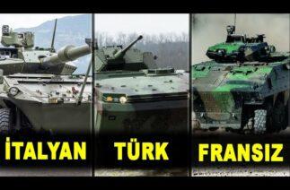 ARMA Fransız ve İtalyan rakipleri geçti – Passed the ARMA Kazakhstan exam – OTOKAR – Savunma Sanayi
