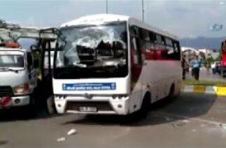 Aydın Efeler'de Trafik Kazası: 12 Yaralı