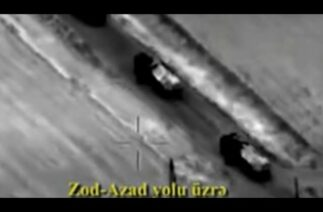 Azerbaycan, Ermeni füze sistemlerinin görüntülerini yayınladı