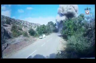 Azerbaycan Ordusu Balistik Füze ile Vurdu! – Savunma Sanayi