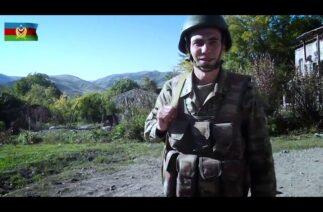 Azerbaycan askerlerinden size önemli mesajlar var #8