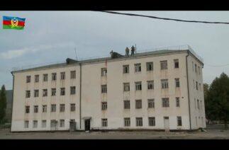 Azerbaycan ordusunun işgalden kurtardığı Kubadlı Şehri