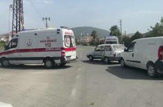 Dalaman'da trafik kazası 1 ölü
