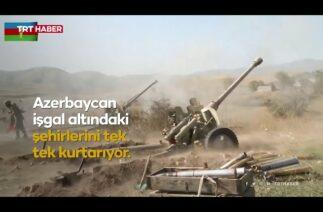 Ermenistan bırakıyor, Azerbaycan topluyor