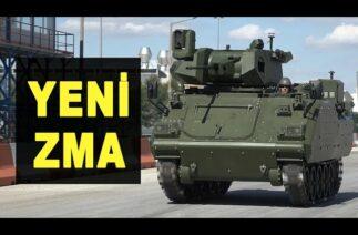 FNSS'le koruyacak, ASELSAN'la vuracak – Yeni ZMA'dan ilk görüntü – FNSS – ASELSAN – Savunma Sanayi