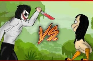 Jeff The Killer vs Momo with Funny Coffin Dance Compilation | Drawing Cartoon 2