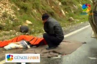 K.Maraş'ta Trafik Kazası :3 Ölü