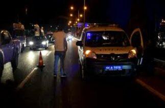 Malatya'da zincirleme trafik kazası: 9 yaralı